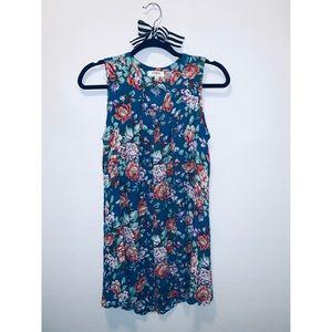 Umgee Floral Sway Dress